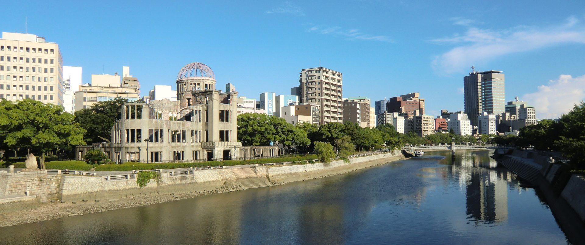 広島市南区の風景